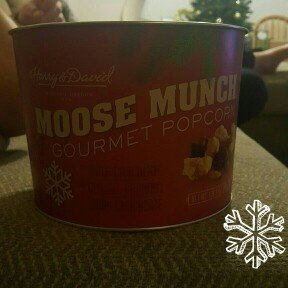 Photo of Harry & David Moose Munch Gourmet Popcorn Holiday Canister Collection uploaded by Sofia B.