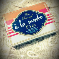 Too Faced A La Mode Eyes Sexy St. Tropez Eye Shadow Collection uploaded by Jari M.