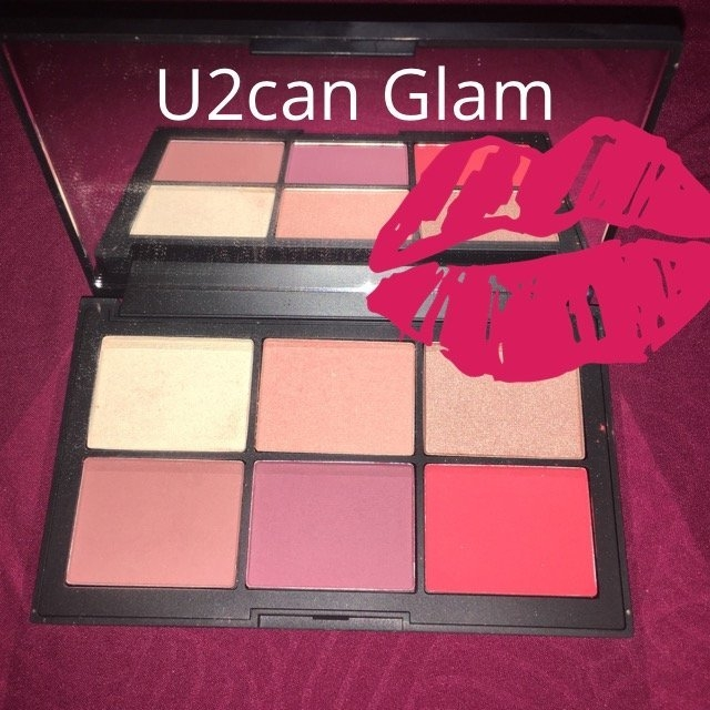 NARS NARSISSIST UNFILTERED CHEEK PALETTE Unflitered II uploaded by Nieves O.