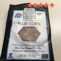 Food Should Taste Good All Natural Blue Corn Chips uploaded by Jenvelop V.
