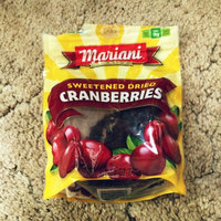 Mariani Sweetened Dried Cranberries uploaded by Nicole C.