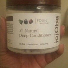 EDEN BodyWorks JojOba Monoi All Natural Deep Conditioner uploaded by Queen Esther S.