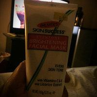 E.T. BROWNE CO. Palmer's Skin Success Brightening Facial Mask, 5.25 Ounce uploaded by Nikita W.