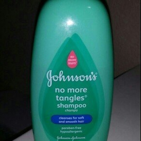 Johnson's Baby Shampoo Calming Lavender uploaded by claudia m.