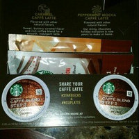 Starbucks Caramel Caffe Latte Specialty Coffee Beverage K-Cups uploaded by stacy C.