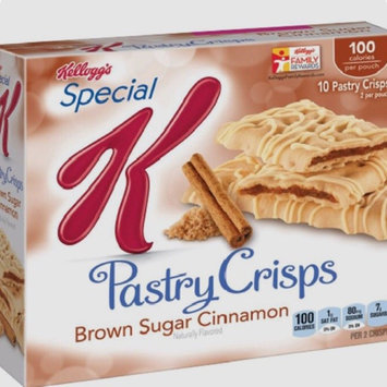 Photo of Special K® Kellogg's Brown Sugar Cinnamon Pastry Crisps uploaded by Alexandra U.