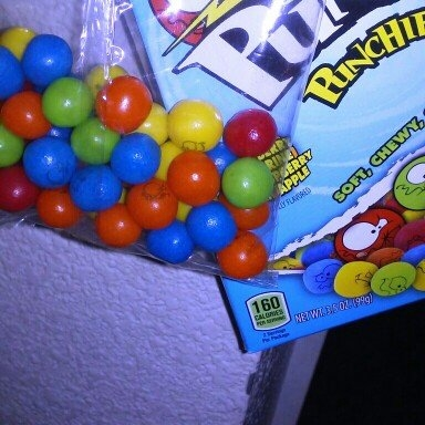 Sour Punch Punchies Candy uploaded by Carel K.