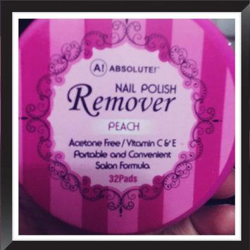 Photo of Nicka K New York Absolute Nail Polish Remover uploaded by Silvia M.