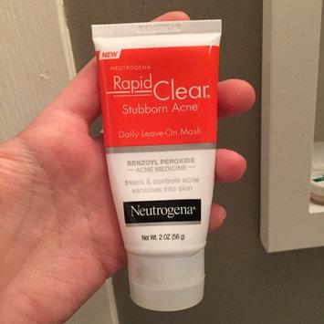 Photo of Neutrogena® Rapid Clear Stubborn Acne Cleanser uploaded by Jillian K.