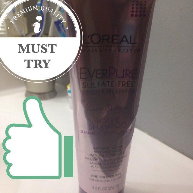 L'Oréal Paris EverPure Volume Shampoo