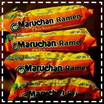 Maruchan Ramen Noodle Chicken Flavor Soup uploaded by Mayiah S.