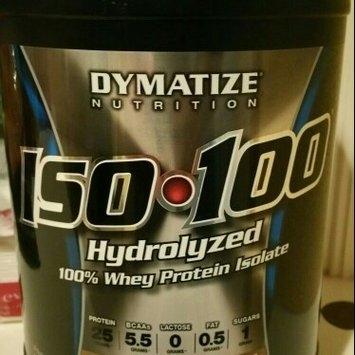 Dymatize Nutrition Elite 100% Whey Protein Rich Chocolate uploaded by JC M.