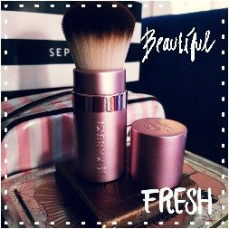 Too Faced Kabuki Brush uploaded by Laura M.