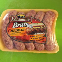 Johnsonville Brats Cheddar Bratwurst uploaded by Betty L M.