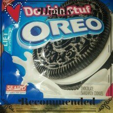 Oreo Double Stuf Chocolate Sandwich Cookies uploaded by Brittany G.