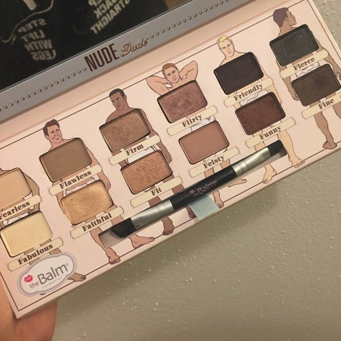 Thebalm the Balm Nude Dude Palette uploaded by Kari S.