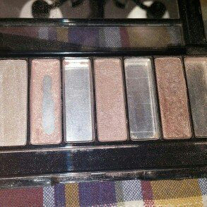 Photo of Avon black box compact Avon 8 in 1 Eye Shadow Set Eight in One Palette Neutral Tones uploaded by Laura N.