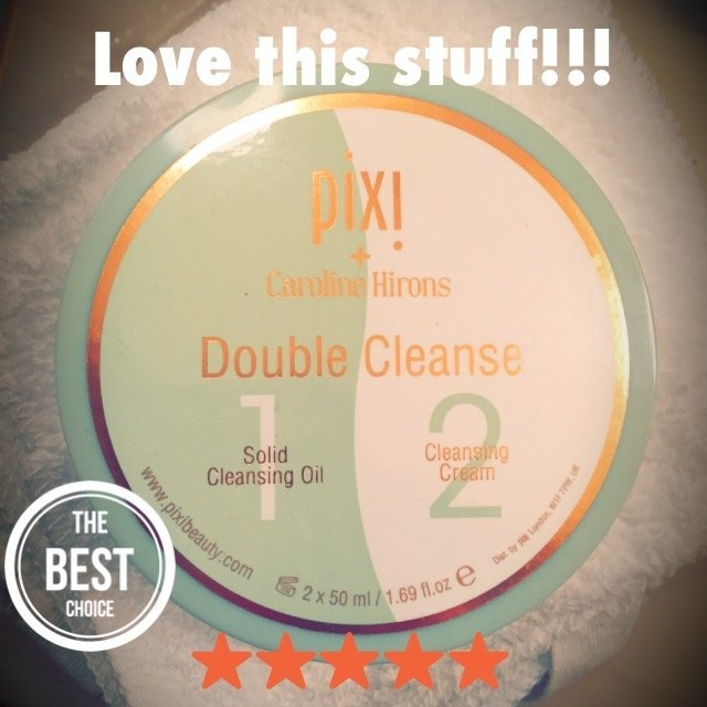 Pixi + Caroline Hirons Double Cleanse uploaded by Nicole C.