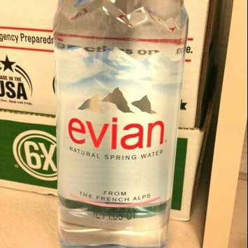 Evian® Natural Spring Water uploaded by Summer M.