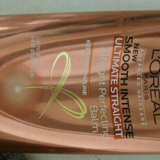 L'Oréal® Paris Advanced Haircare Smooth Intense Ultimate Straight Straight Perfecting Balm 5.1 fl. oz. Tube uploaded by Shannon V.