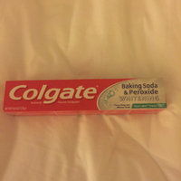 Colgate Baking Soda And Peroxide Whitening Frosty Mint 6oz uploaded by Stacy K.