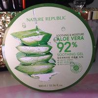 Natural Republic Aloe Vera Gel uploaded by Isabel r.