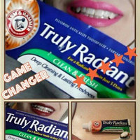 Arm & Hammer™ Truly Radiant™ Clean Mint Fluoride Anticavity Toothpaste 4.3 oz. Box uploaded by Jennifer M.