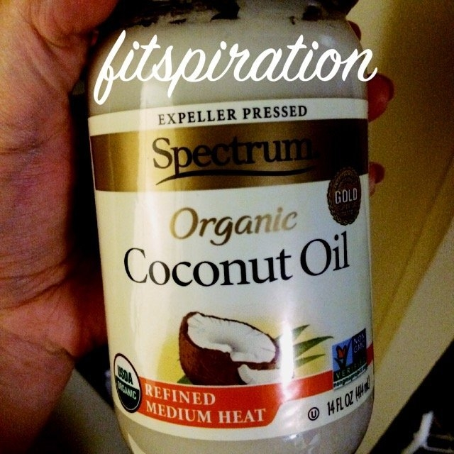 Spectrum Coconut Oil Organic uploaded by Debbie S.