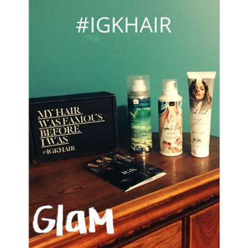 Photo of IGK Smoke & Mirrors Conditioning Oil 5 oz uploaded by Hannah B.