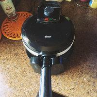 Oster Round Waffle Maker CKSTWFBF10W-ECO uploaded by Sara S.