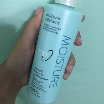 Photo of Ion Miracle Leave-In Conditoner 8 oz. uploaded by Arianna A.