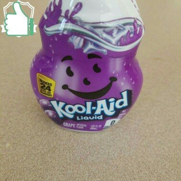 Photo of KOOL-AID Grape Liquid Drink Mix uploaded by Christina B.