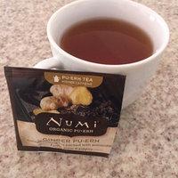 Numi Organic Tea Ginger Pu-erh uploaded by vanessa h.