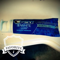 Crest 3D White Luxe Lustrous Shine Whitening Toothpaste, Brilliant Mint, 5.5 oz uploaded by Ashley C.