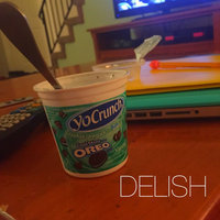 YoCrunch® Vanilla Lowfat Yogurt with Cool Mint Creme Oreo® Cookie Pieces uploaded by Kelsey L.