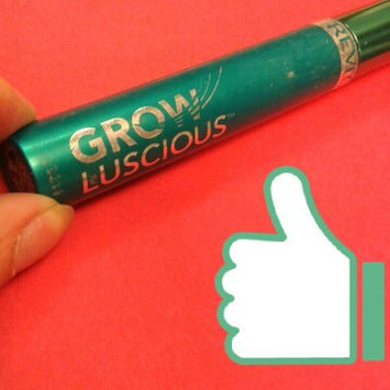 Photo of Revlon Grow Luscious™ Mascara uploaded by Christel D.