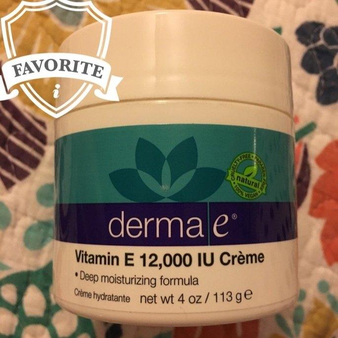 Derma E Vitamin E Severely Dry Skin Creme uploaded by Brandie G.