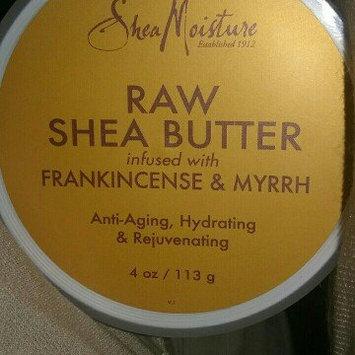 SheaMoisture Organic Shea Butter uploaded by Krystal M.