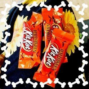 Kit Kat Orange and Cream uploaded by kimmy c.