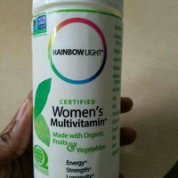 Rainbow Light Certified Organics Women's Multivitamin Vegetarian Capsules - 120 CT uploaded by Ebony G.