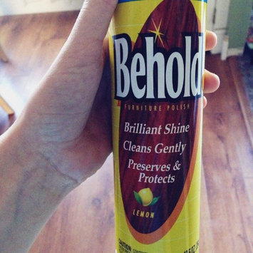 Photo of Behold Furniture Polish Lemon uploaded by Marissa G.