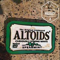 Altoids 606000 1.76oz. Spearmint Snacks uploaded by Aydin A.