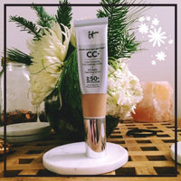 It Cosmetics CC+ Eye Color Correcting Full Coverage Cream Concealer SPF 50+ uploaded by Kasey B.