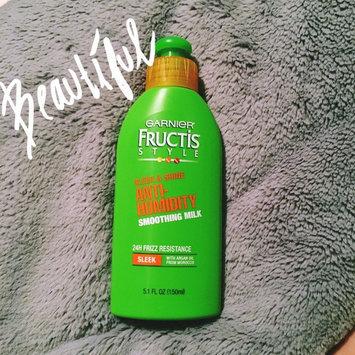 Garnier Fructis Style Sleek & Shine Anti-Humidity Smoothing Milk uploaded by Kerri G.