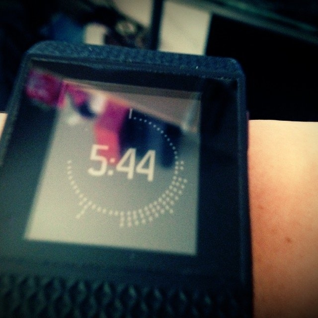 Fitbit Surge GPS Fitness Watch uploaded by Jaimie B.