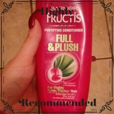 Garnier® Fructis® Full & Plush Conditioner 13 fl. oz. Bottle uploaded by Shanice C.