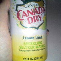 Canada Dry Lemon Lime Sparkling Seltzer Water uploaded by ali w.