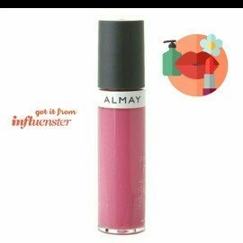 Almay Color + Care Liquid Lip Balm uploaded by Heather V.