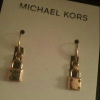 Michael Kors Padlock Drop Earrings uploaded by Christina H.