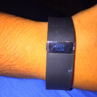 Fitbit - Charge Wireless Activity Tracker + Sleep Wristband (large) - Black uploaded by Selena L.